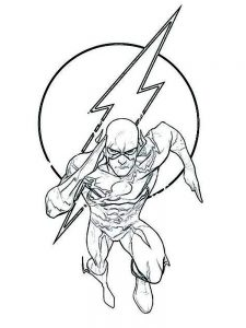 dc coloring pages 032