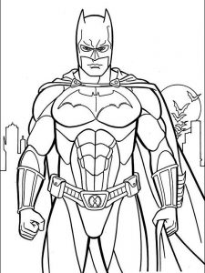 dc superheroes printable coloring pages