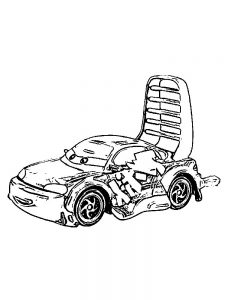 disney cars 2 coloring pages printable