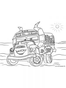 disney cars 3 coloring pages
