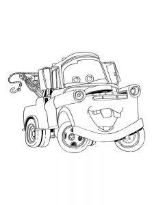 disney cars coloring pages images
