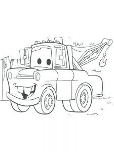 disney cars coloring pages pdf