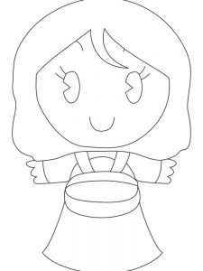 disney princess cuties coloring pages great