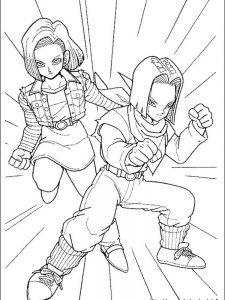 dragon ball z beerus coloring pages
