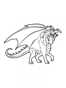 dragon boat coloring page