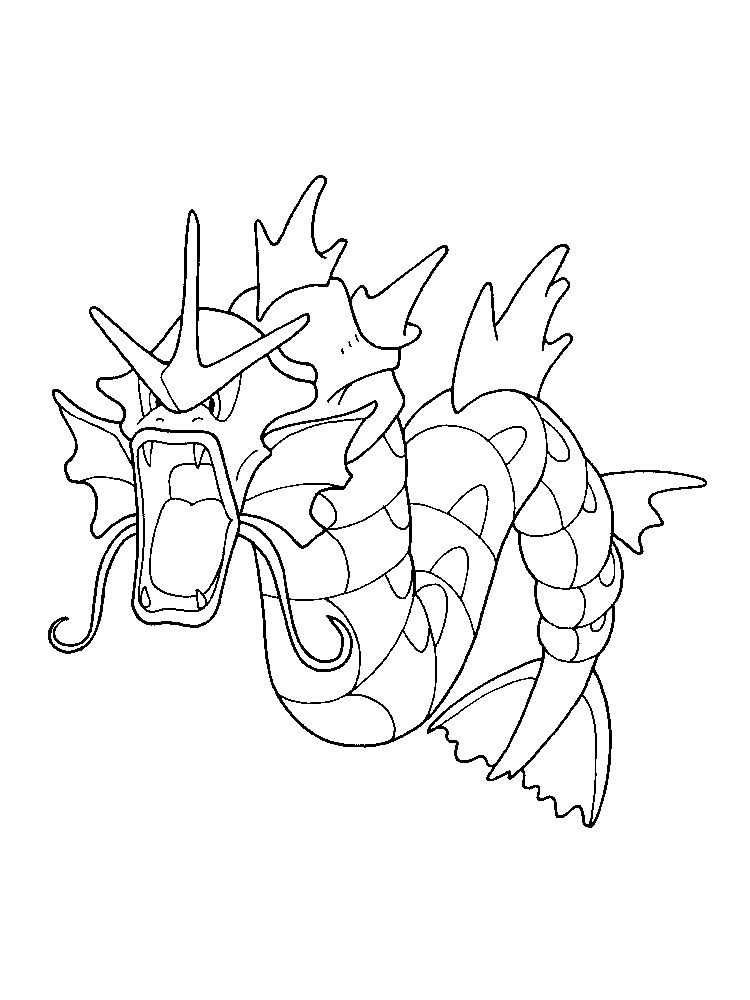 electabuzz pokemon coloring page