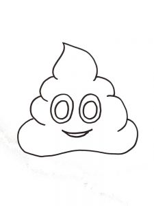 emoji coloring pages for adults