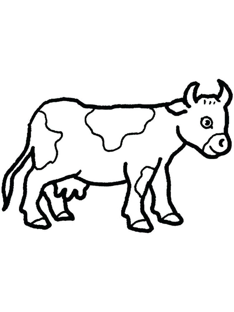 free animals coloring pages