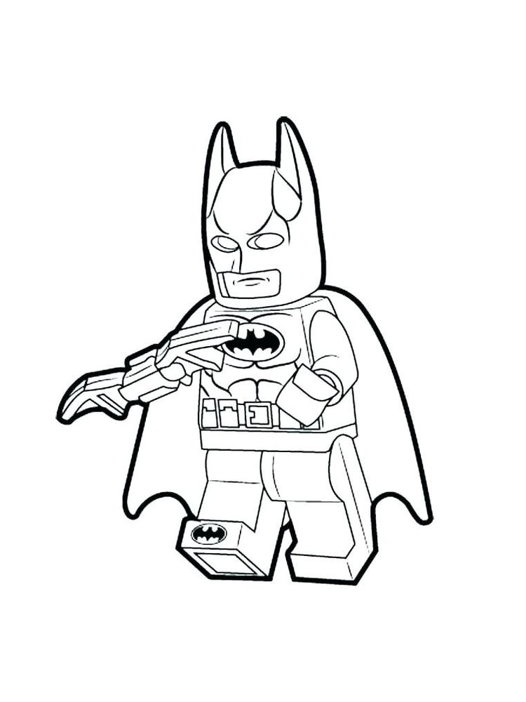 free batman coloring pages 006