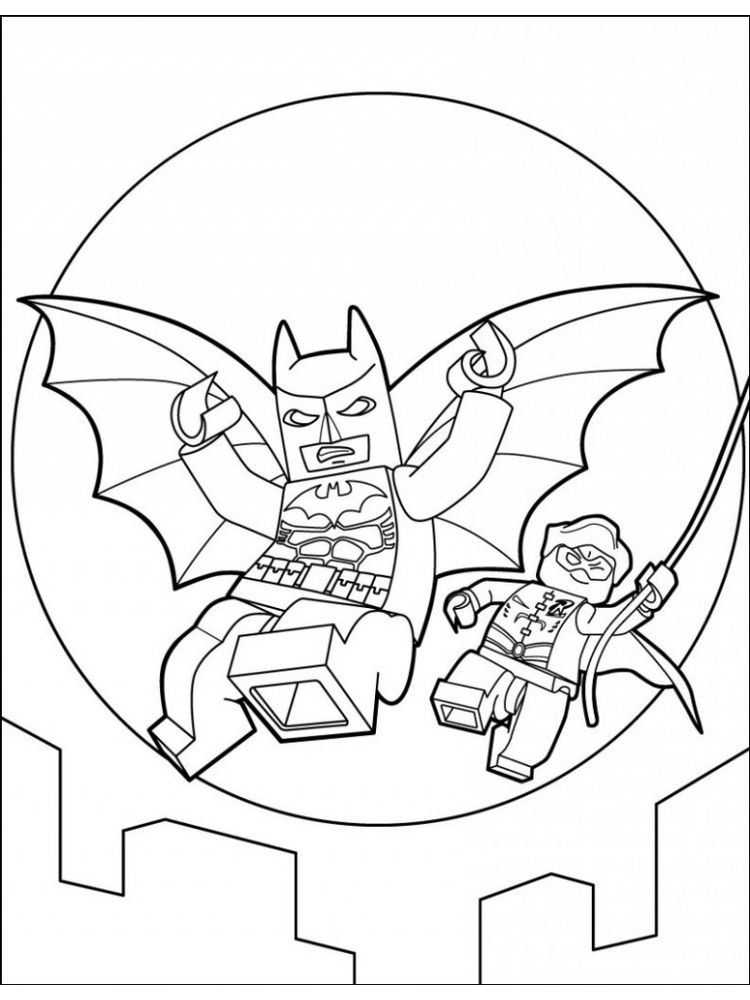free batman coloring pages 013