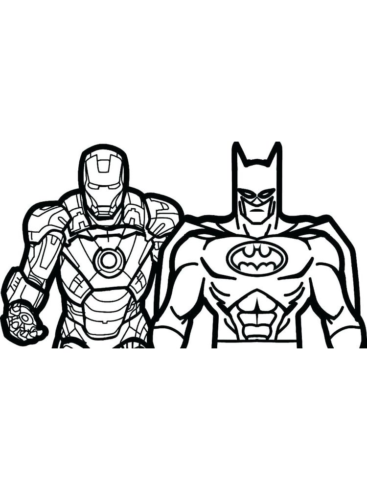 free batman coloring pages 027