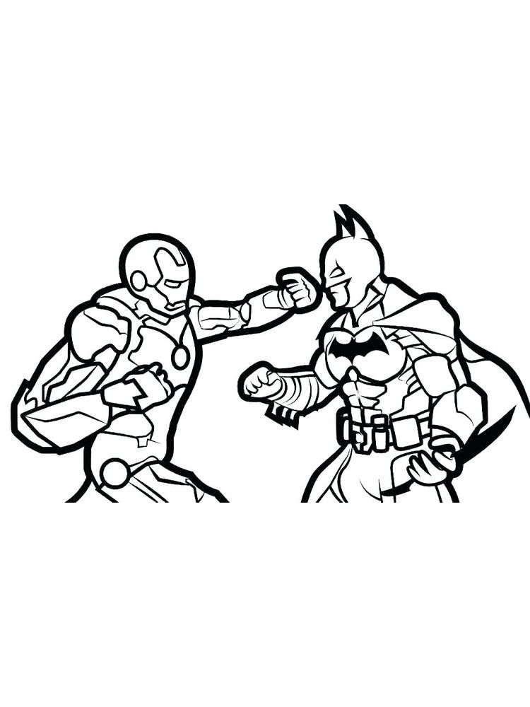 free batman coloring pages 030