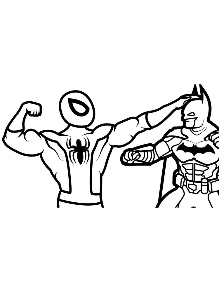 free batman coloring pages 035