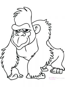 free coloring pages animals 048