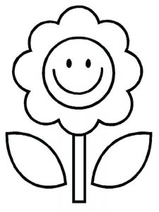 free coloring pages spring flowers pictres