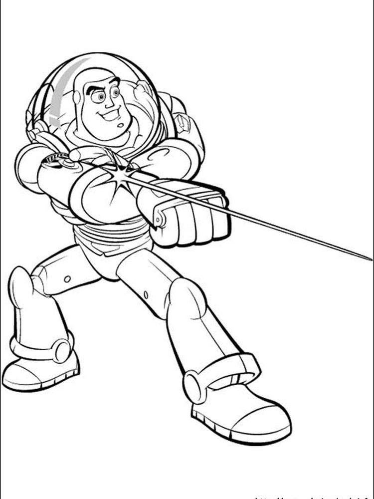 free coloring pages toy story 1