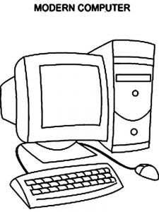 free computer coloring pages