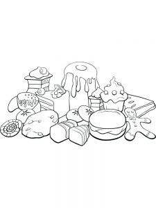 free food coloring pages for adults