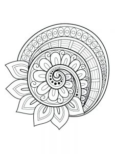 free hard image coloring pages