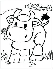 free online coloring pages of animals