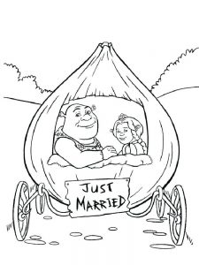 free printable bride and groom coloring pages pdf