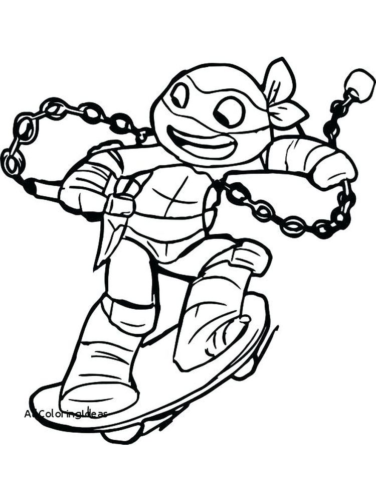 free printable coloring pages of ninja turtles