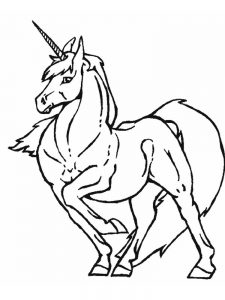 free printable coloring pages unicorns
