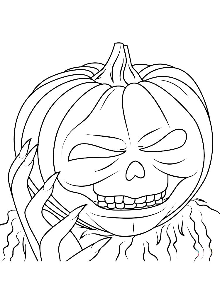 Goosebumps Coloring Pages Print