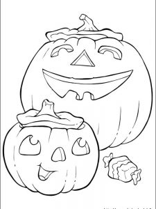 halloween coloring pages for toddlers