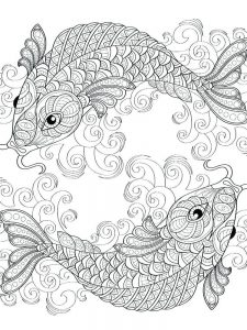 hard image coloring pages to pdf