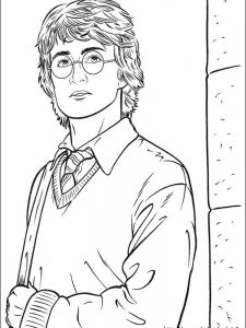 harry potter and the cursed child coloring pages