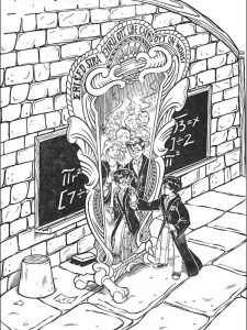 harry potter chamber of secrets coloring pages