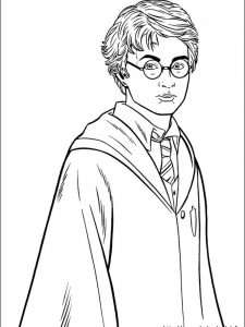 harry potter coloring pages dobby