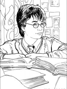 harry potter coloring pages gryffindor
