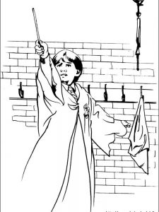 harry potter coloring pages pdf