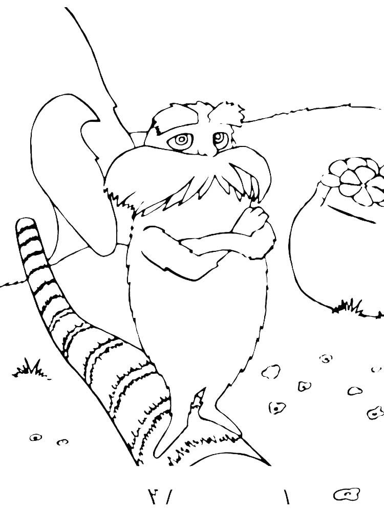 horton hears a who coloring pages picture