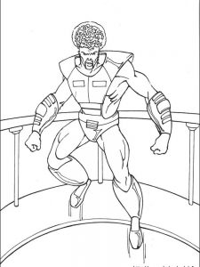 hulk coloring pages comic