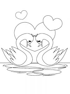 human heart coloring pages for adults