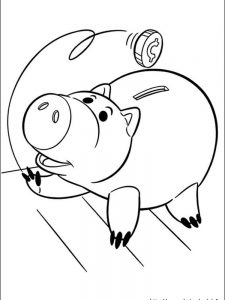 jessie coloring pages toy story