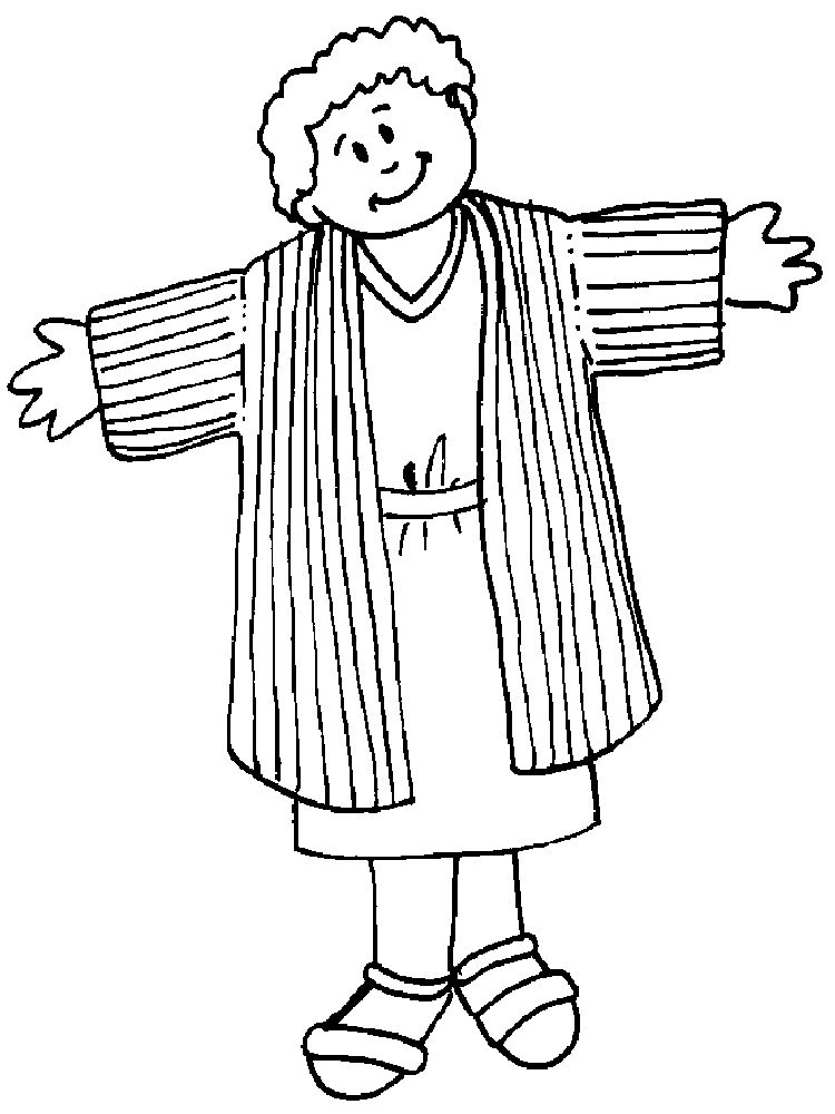 joseph sold into slavery coloring pages pdf