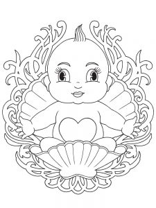 lol baby coloring pages printable