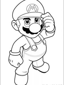 mario coloring pages koopalings