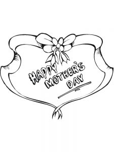 mothers day coloring pages and activities