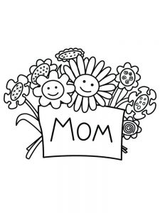 mothers day coloring pages christian