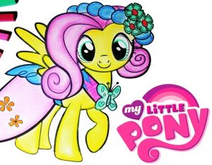 My Little Pony Coloring Pages For Kids