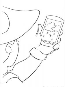 paw patrol coloring pages rocky 1