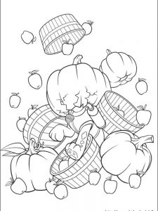 paw patrol coloring pages rubble 1