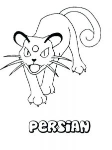 pokemon birthday coloring page