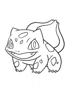 pokemon coloring page charizard