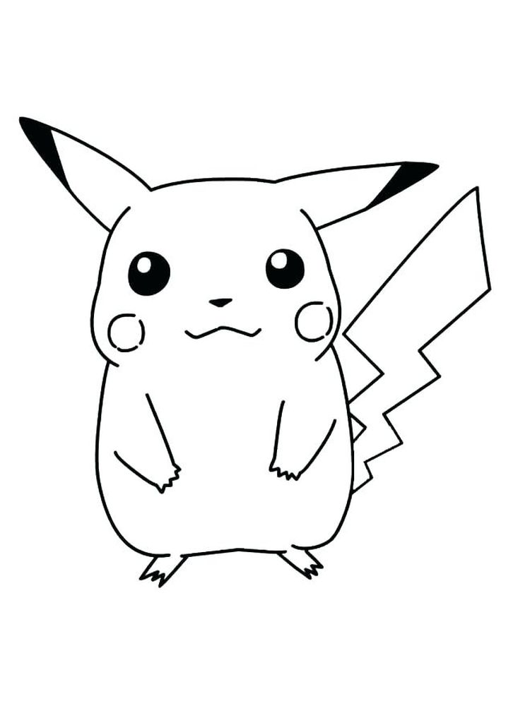 pokemon coloring page online